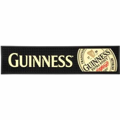 Tovaglietta tappetino da bar in gomma red pint pinta Birra Guinness