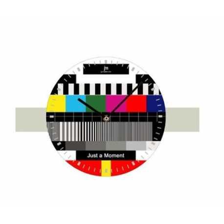 OROLOGIO DA PARETE MURO VINTAGE STILE CONTRY interruzione TV Just a moment