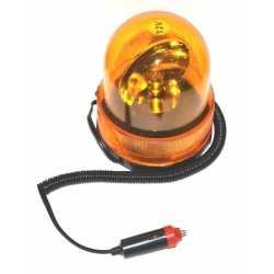 LAMPEGGIANTE 12V MAGNETICO LAMPEGGIATORE PER AUTO