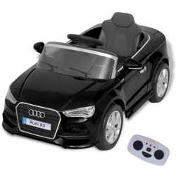 AUDI A3 TDI ROSSA 12 V macchina elettrica per bambini