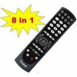 TELECOMANDO UNIVERSALE TV MELICONI FULLY 8 GUMBOBY